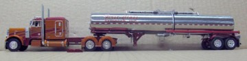 First in Class Die Cast Truck
