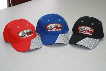 First Class Services Hats