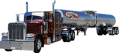 First Class Services has an award-winning fleet of trucks.